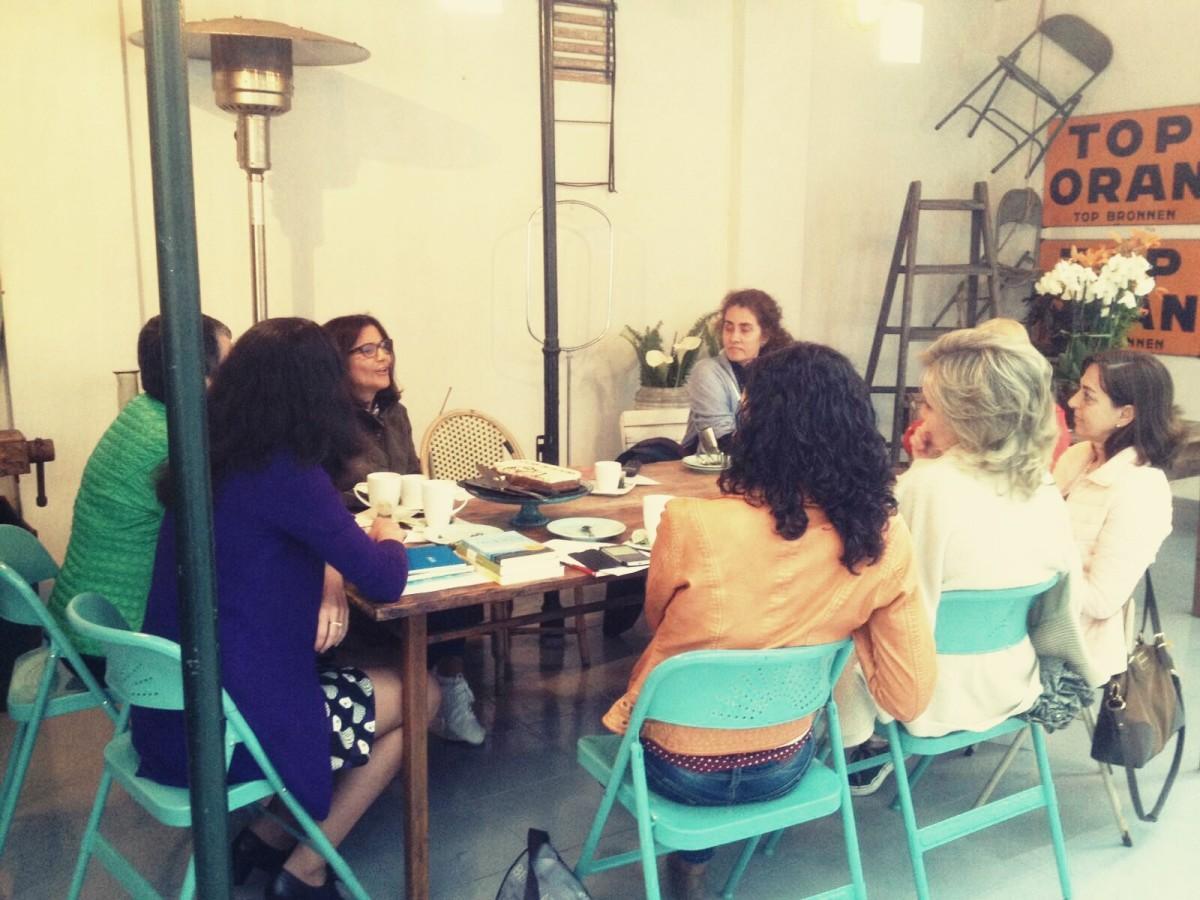 Clubes de lectura en Vigo